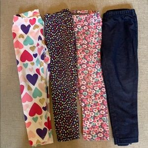 Carter's 24 month leggings
